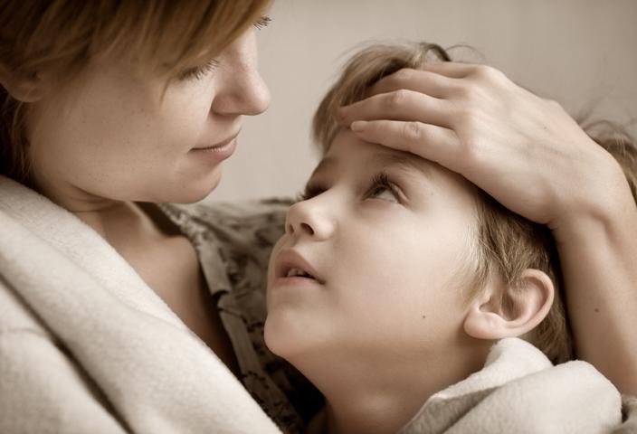 Psychologische Aspekte Beim Umgang Mit Neurodermitis Bei Kindern